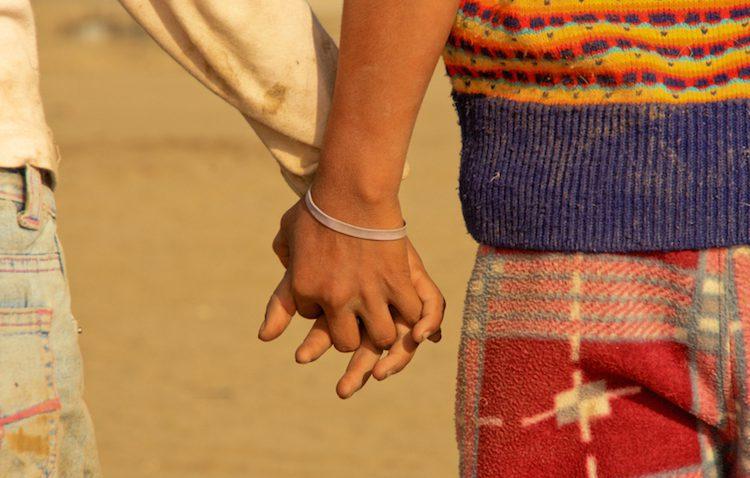 Kinderpatenschaft | © panthermedia.net / C. Walenzyk