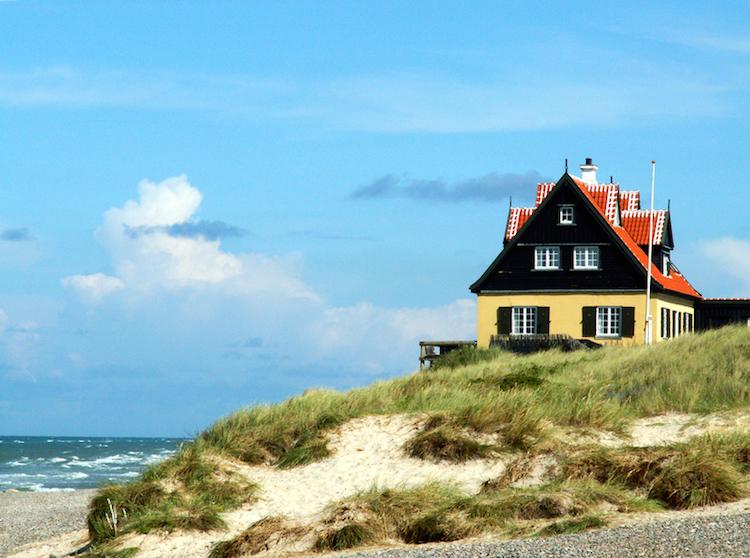 Symbolbild Ferienhaus in Dänemark | © panthermedia.net / Ingeborg Knol