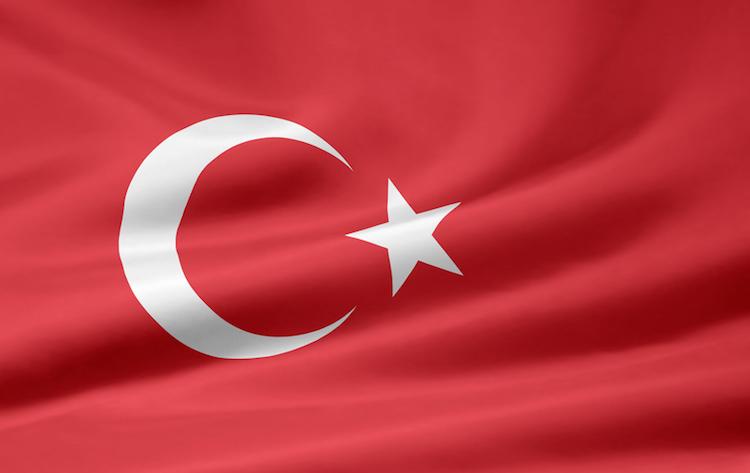 Türkische Flagge | © panthermedia.net / Juergen Priewe