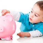 Geld sparen für die Kinder – so erhalten Sie noch Zinsen für Ihr Geld!