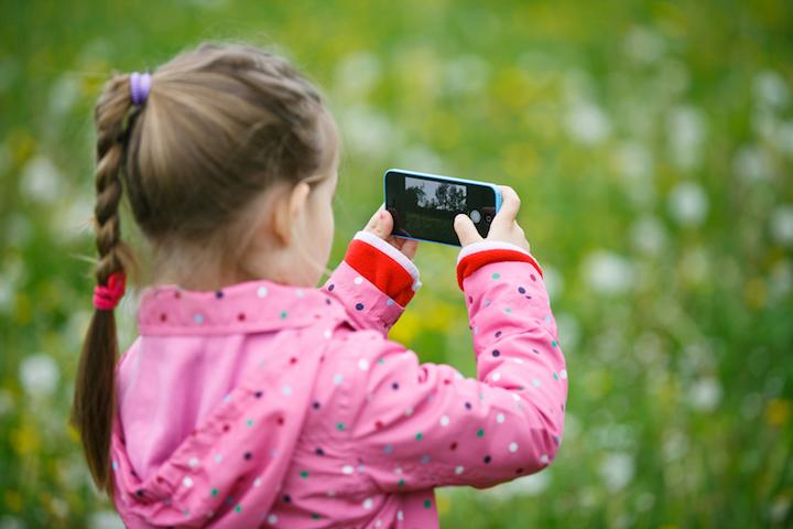 Mein erstes Smartphone | © panthermedia.net /zlikovec