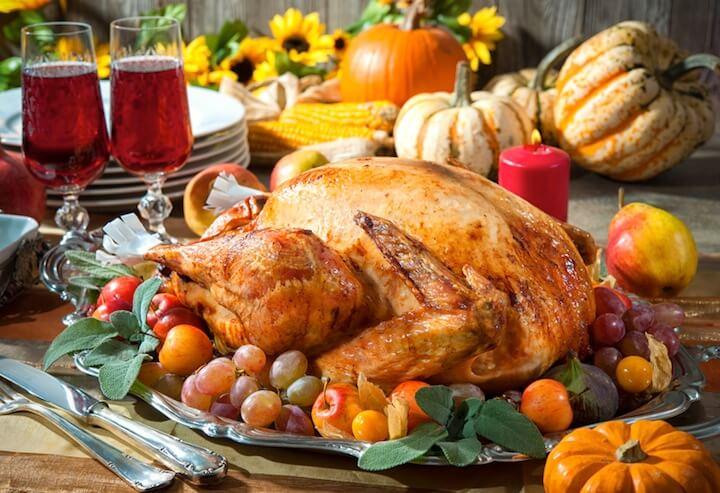 Truthahn an Thanksgiving | © panthermedia.net / alexraths