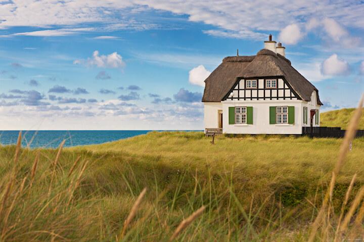 Abgelegenes Landhaus |© panthermedia.net / Marc Hopf