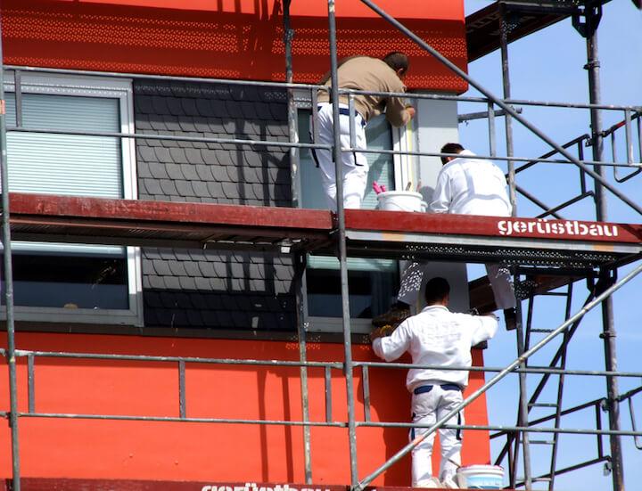 Der Zustand des Hauses ist wichtig |© panthermedia.net / Ingeborg Knol