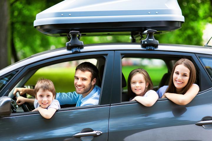 Das Auto für die ganze Familie | © panthermedia.net /pikselstock