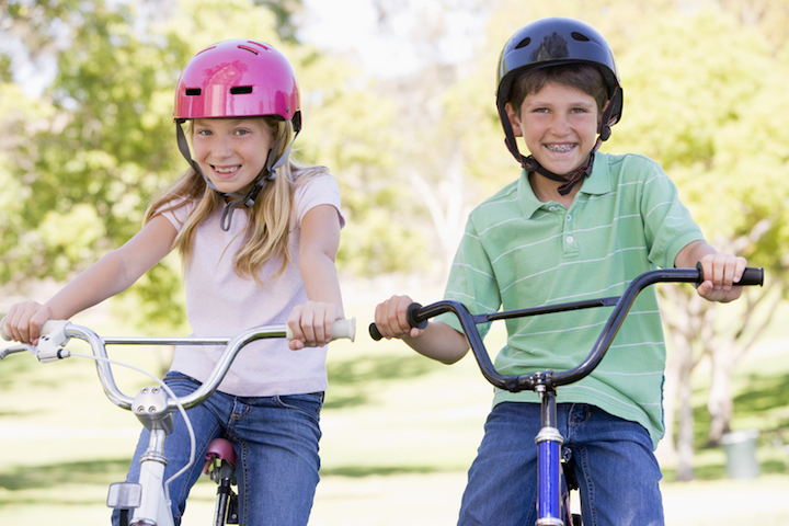 Fahrrad fuer Kinder | © panthermedia.net /Monkeybusiness Images