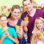 Fit und gesund in den Frühling – Leckere Smoothies für Kind und Familie
