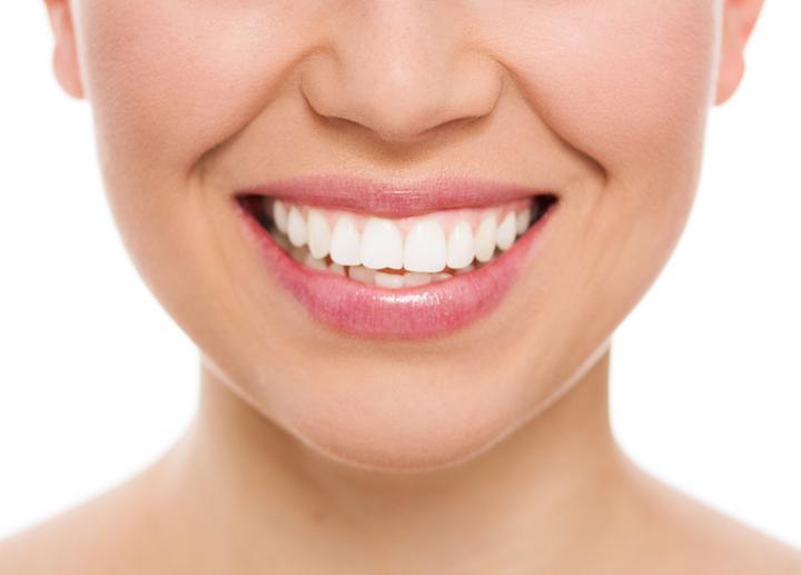 Zahn gesund weiß | © panthermedia.net /stasique