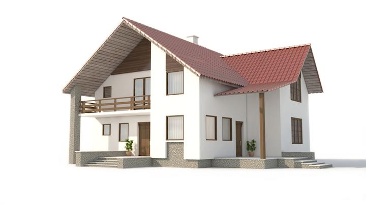 Das moderne Haus | © panthermedia.net /StockerNumber2