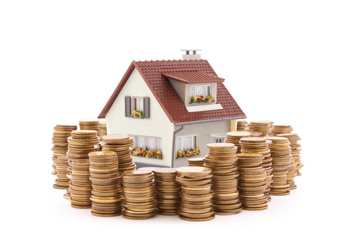 Hausbau finanzieren | © panthermedia.net /Jakub Krechowicz