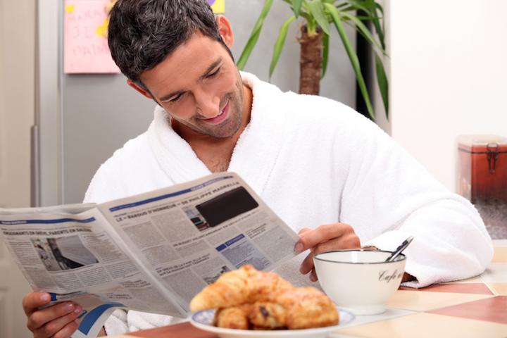 Fruehstück am Morgen   © panthermedia.net /Phovoi R.