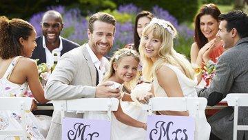 Hurra, Mama und Papa heiraten! – Tipps für die Hochzeit mit Kindern