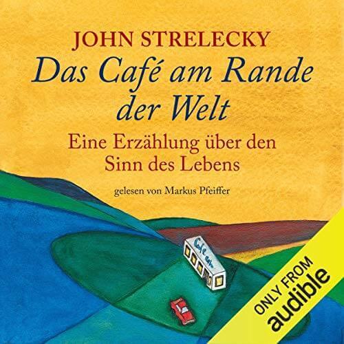 Cafe am Rande der Welt | Screenshot audible.de