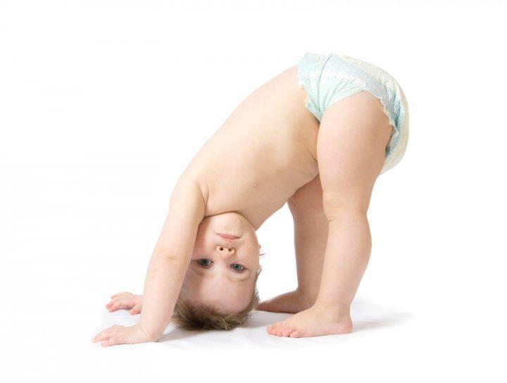 Baby Windel Windeltorte | © panthermedia.net /Pakhnyushchyy